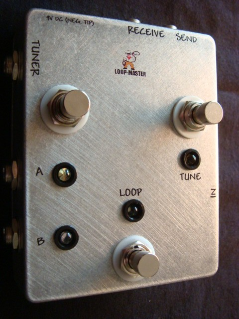 1 Looper w/Tuner Out & A/B Outputs